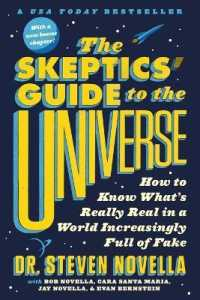 Link to an enlarged image of The Skeptics' Guide to the Universe : How to Know What's Really Real in a World Increasingly Full of Fake (Reprint)