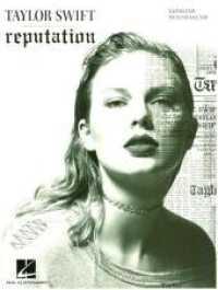 Books Kinokuniya Taylor Swift Reputation Easy Guitar With Notes Tab Swift Taylor Cop Hal Leonard Publishing Corporation Cor 9781540013422