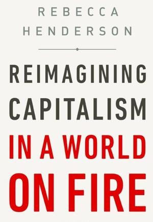 Link to an enlarged image of Reimagining Capitalism in a World on Fire -- Paperback (English Language Edition)
