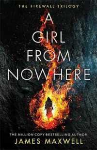 Link to an enlarged image of A Girl from Nowhere (Firewall Trilogy)