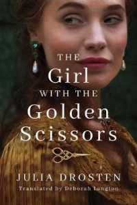 Link to an enlarged image of The Girl with the Golden Scissors