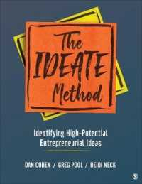 Link to an enlarged image of The IDEATE Method : Identifying High-Potential Entrepreneurial Ideas (CSM)