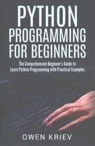 Books Kinokuniya: Coding for Beginners : Using Python