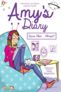 Link to an enlarged image of Amy's Diary 1 : Space Alien... Almost? (Amy's Diary)