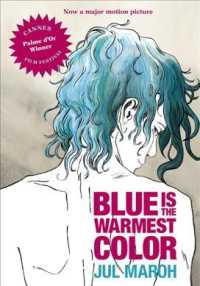 Link to an enlarged image of Blue Is the Warmest Color (Media Tie In)