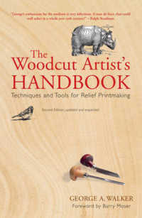 Link to an enlarged image of The Woodcut Artist's Handbook : Techniques and Tools for Relief Printmaking (2nd Updated Expanded)