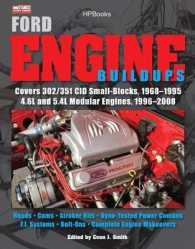 Link to an enlarged image of Ford Engine Buildups : Cover 302/351 CID Small-Blocks, 1968-1995 : 4.6L and 5.4L Modular Engines, 1996-2008