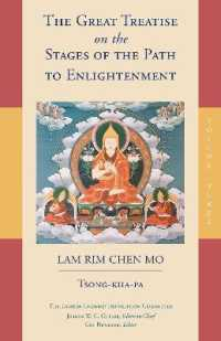 Link to an enlarged image of The Great Treatise on the Stages of the Path to Enlightenment <3> (Translation)