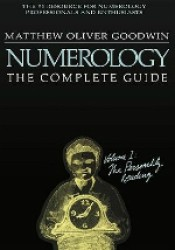 Link to an enlarged image of Numerology the Complete Guide : The Personality Reading <1>
