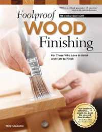 Link to an enlarged image of Foolproof Wood Finishing (Revised)