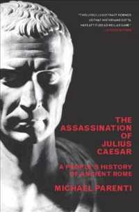 Link to an enlarged image of The Assassination of Julius Caesar : A People's History of Ancient Rome