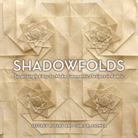 Link to an enlarged image of Shadowfolds : Surprisingly Easy-to-Make Geometric Designs in Fabric