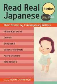 Link to an enlarged image of Read Real Japanese Fiction : Short Stories by Contemporary Writers