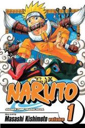 Link to an enlarged image of Naruto 1 : The Tests of the Ninja (Naruto)