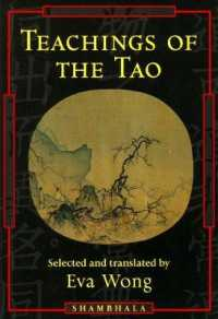 Link to an enlarged image of Teachings of the Tao : Readings from the Taoist Spiritual Tradition