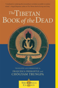 Link to an enlarged image of The Tibetan Book of the Dead : The Great Liberation through Hearing in the Bardo
