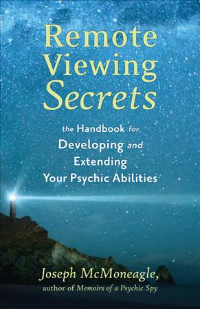 Link to an enlarged image of Remote Viewing Secrets : A Handbook