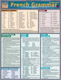 Link to an enlarged image of French Grammar (LAM)