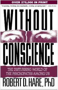 Link to an enlarged image of Without Conscience : The Disturbing World of the Psychopaths among Us