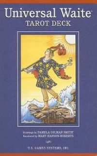 Link to an enlarged image of Universal Waite Tarot Deck (TCR CRDS + B)