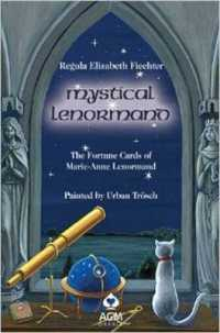 Link to an enlarged image of Mystical Lenormand Book : The Fortune Cards of Marie-anne Lenormand