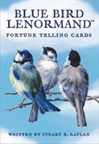 Link to an enlarged image of Blue Bird Lenormand -- Cards