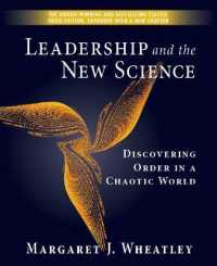 Link to an enlarged image of Leadership and the New Science : Discovering Order in a Chaotic World