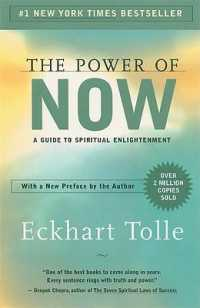 Link to an enlarged image of The Power of Now : A Guide to Spiritual Enlightenment (Reprint)