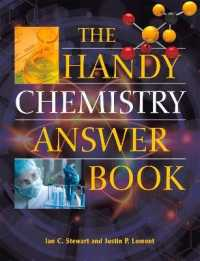 Link to an enlarged image of The Handy Chemistry Answer Book (Handy Answer Book)