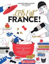 Link to an enlarged image of Let's Eat France!