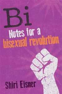 Link to an enlarged image of Bi : Notes for a Bisexual Revolution