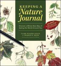 Link to an enlarged image of Keeping a Nature Journal : Discover a Whole New Way of Seeing the World around You (2nd)