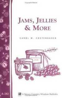 Link to an enlarged image of Jams, Jellies & More (Storey Country Wisdom Bulletin, A-282)