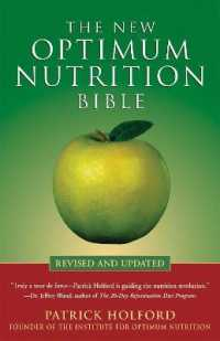Link to an enlarged image of The New Optimum Nutrition Bible (Revised Updated)
