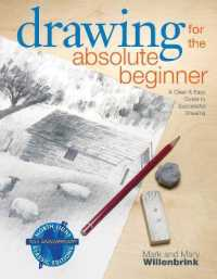 Link to an enlarged image of Drawing for the Absolute Beginner : A Clear & Easy Guide to Successful Drawing