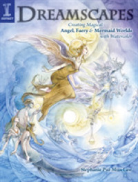 Link to an enlarged image of Dreamscapes : Creating Magical Angel, Faery & Mermaid Worlds in Watercolor