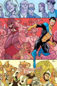 Link to an enlarged image of Invincible 3 : Perfect Strangers (Invincible)