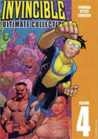 Link to an enlarged image of Invincible Ultimate Collection 4 (Invincible Ultimate Collection) <4>