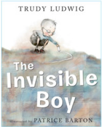 Link to an enlarged image of The Invisible Boy
