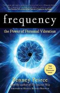 Link to an enlarged image of Frequency : The Power of Personal Vibration