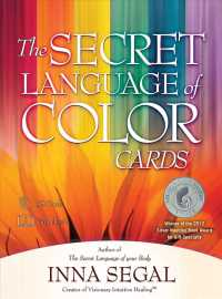 Link to an enlarged image of The Secret Language of Color Cards (BOX CRDS + B)