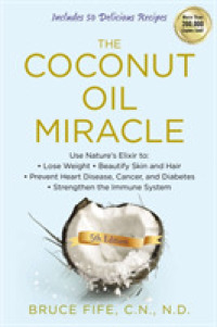 Link to an enlarged image of The Coconut Oil Miracle (5th)