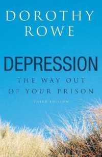 Link to an enlarged image of Depression : The Way Out of Your Prison (3rd)