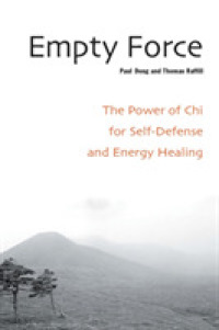 Link to an enlarged image of Empty Force : The Power of Chi for Self-defense and Energy Healing