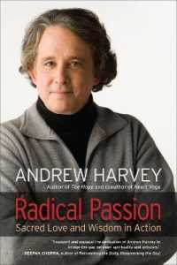 Link to an enlarged image of Radical Passion : Sacred Love and Wisdom in Action