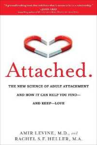 Link to an enlarged image of Attached : The New Science of Adult Attachment and How It Can Help You Find-and Keep-Love (Reprint)