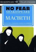 Link to an enlarged image of Sparknotes Macbeth (No Fear Shakespeare)