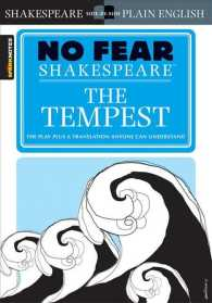Link to an enlarged image of Sparknotes the Tempest (No Fear Shakespeare)