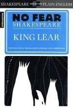 Link to an enlarged image of Sparknotes King Lear (No Fear Shakespeare)