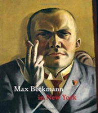 Link to an enlarged image of Max Beckmann in New York